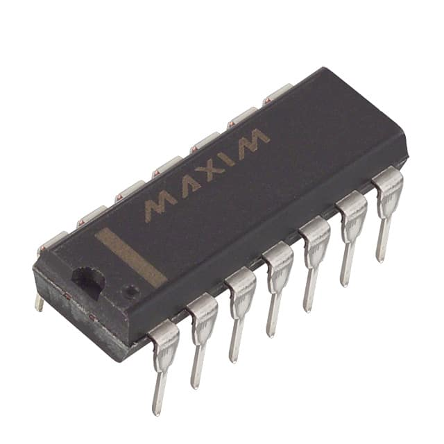 MAX545ACPD by Maxim Integrated
