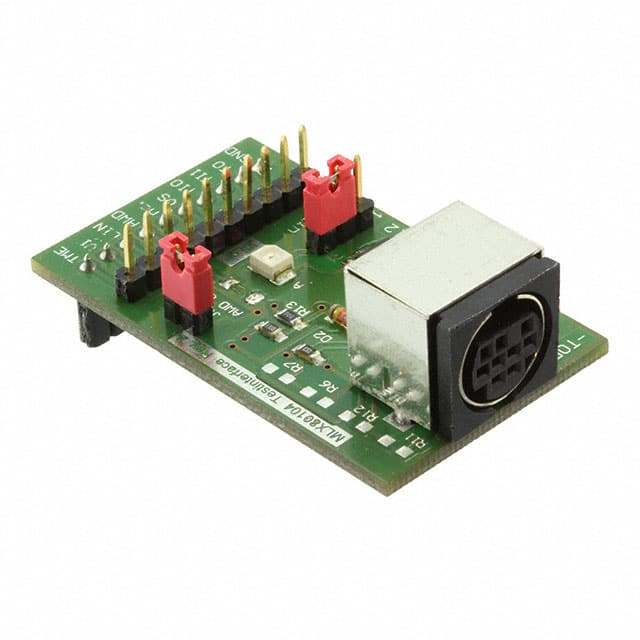 Semiconductors Analog to Digital, Digital to Analog  Converters MLX80104 TESTINTERFACE by Melexis Technologies NV