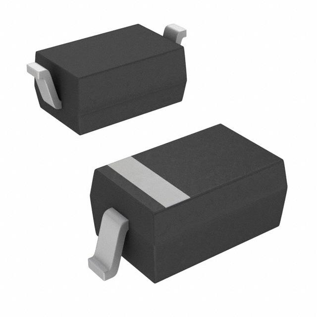 Semiconductors Discrete Components Diodes Schottky Diodes B5819W-TP by Micro Commercial