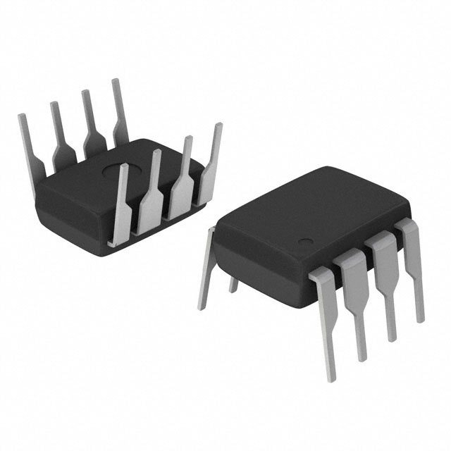 Semiconductors Memory EPROMs 93LC46A-I/P by Microchip