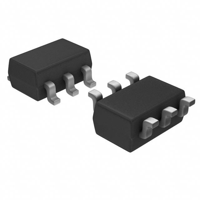 Semiconductors Memory EEPROMs 93LC56BT-I/OT by Atmel