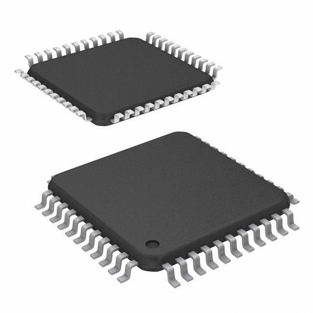 Semiconductors Microprocessors & Microcontrollers AT89C51ED2-RLTUM by Atmel