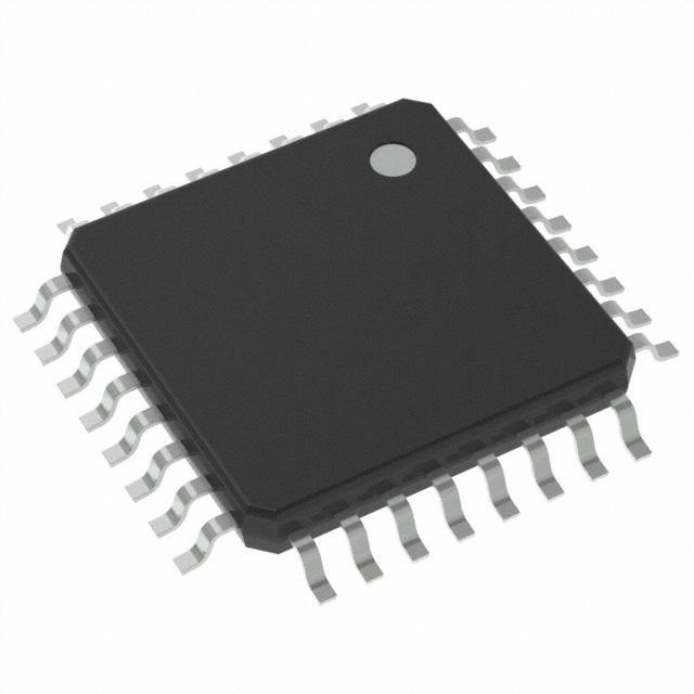 ATMEGA328P-AU footprint & symbol by Microchip | SnapEDA