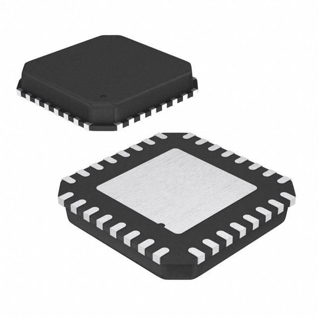 ATMEGA328P-MU footprint & symbol by Microchip   SnapEDA