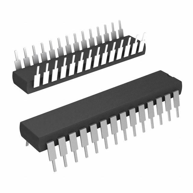 Semiconductors Analog to Digital, Digital to Analog  Converters DSPIC33FJ64GP802-I/SP by Microchip