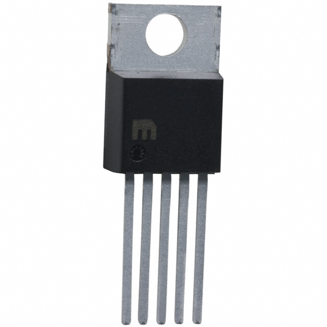 Semiconductors Power Management Voltage Regulators LM2576-5.0WT by Microchip