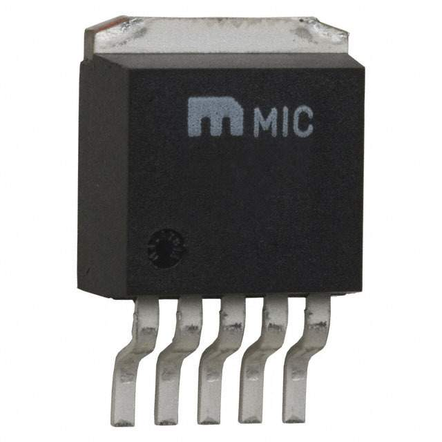 Image of LM2576-5.0WU-TR by Microchip