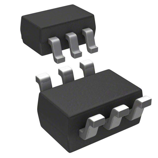 Semiconductors Analog to Digital, Digital to Analog  Converters MCP40D18T-104AE/LT by Microchip