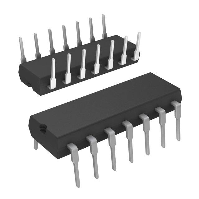 Semiconductors Potentiometers (Digital) MCP42100-E/P by Microchip