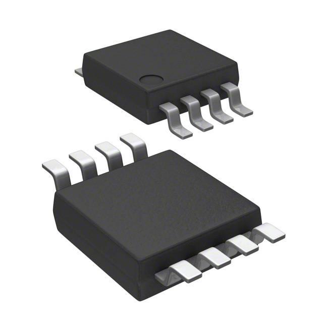 MCP4542T-503E/MS by Microchip