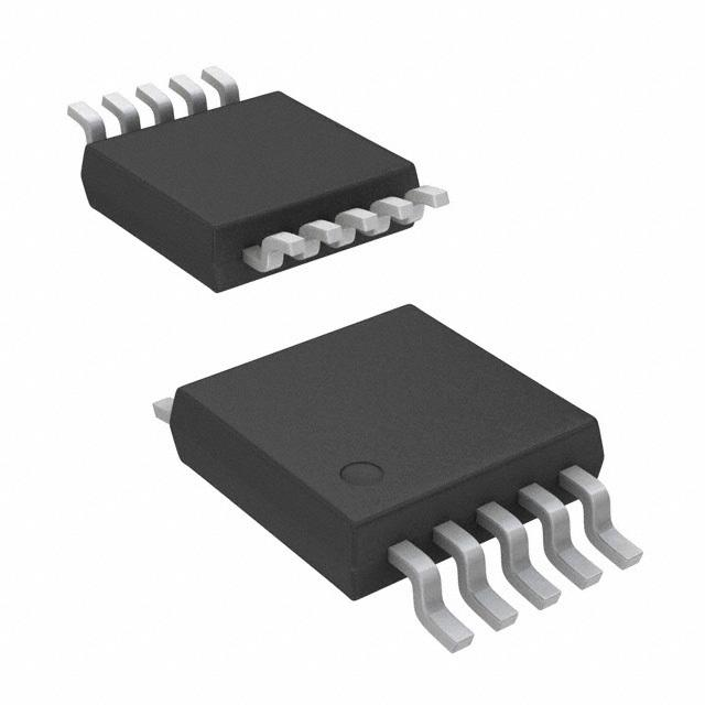 Semiconductors Analog to Digital, Digital to Analog  Converters MCP4662-502E/UN by Microchip