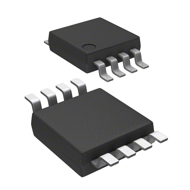 Semiconductors Analog to Digital, Digital to Analog  Converters MCP4802-E/MS by Microchip