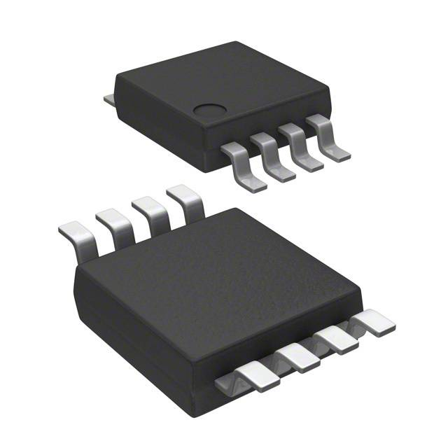 MCP6002T-E/MS by Microchip