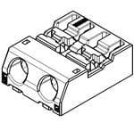 Connectors Headers 104238-0210 by Molex