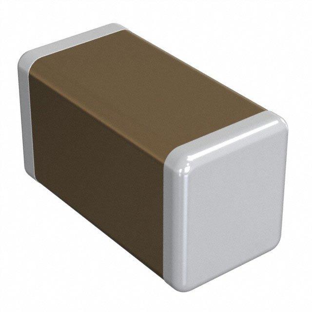 Passive Components Capacitors Ceramic Capacitors GCM31CR71C106KA64K by Murata Electronics North America