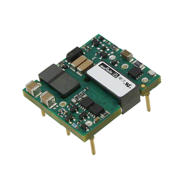 Power Products Voltage Converters, Inverters, Transformers DC-DC Converters UEI15-050-Q12P-C by Murata