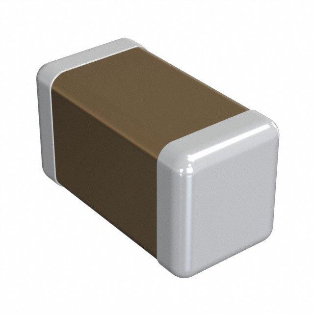 Passive Components Capacitors Ceramic Capacitors GJM1555C1H5R0BB01D by Murata Electronics North America