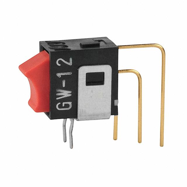 Industrial Control Switches Rocker-Paddle GW12RCV by NKK Switches