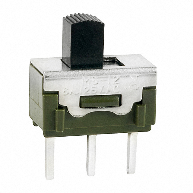 Industrial Control Switches Slide MS12ANW03 by NKK Switches