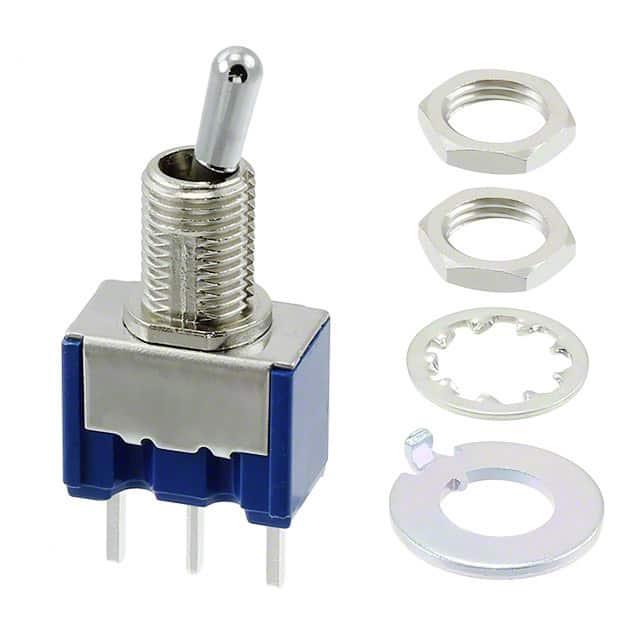 8J1022-Z by Nidec Copal Electronics