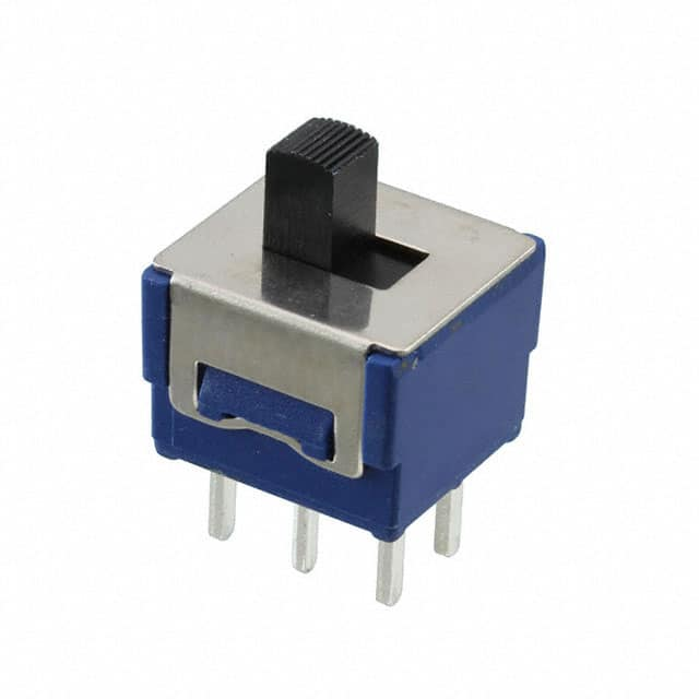 Semiconductors Power Management Solid State Switches 8SS2012-Z by Nidec Copal Electronics