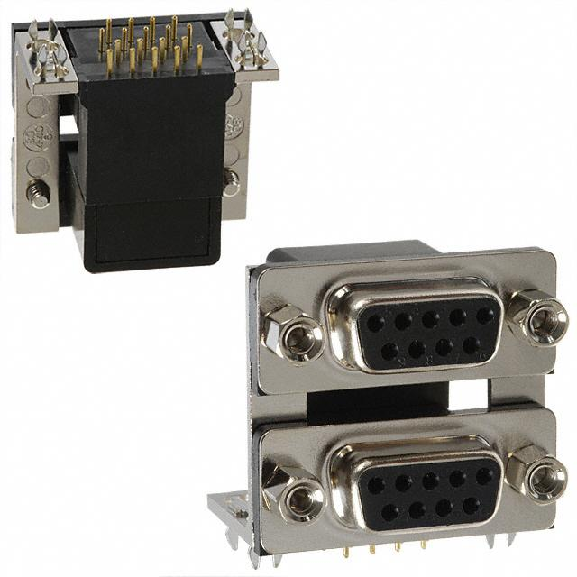Connectors D-Subminiature and Accessories 189-009-513R571 by NorComp Inc.