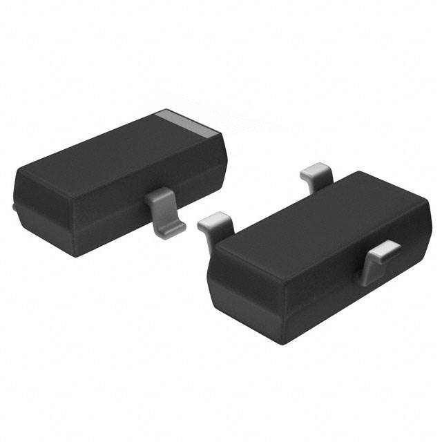 Semiconductors Discrete Components Diodes Power Diodes BAT54A by ON Semiconductor