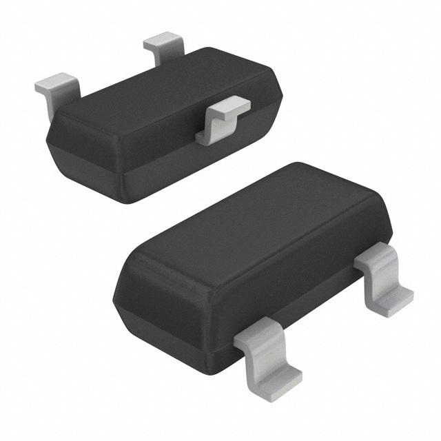 Semiconductors Discrete Components Transistors MOSFETs BSS84LT1G by ON Semiconductor