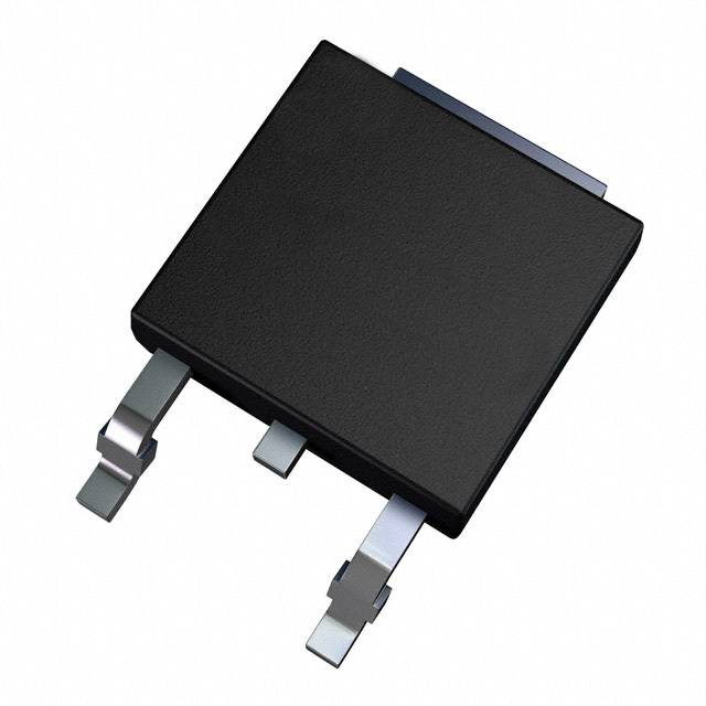 Image of FDD6N25TM by ON Semiconductor