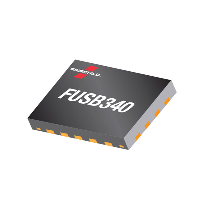 Image of FUSB340TMX by ON Semiconductor