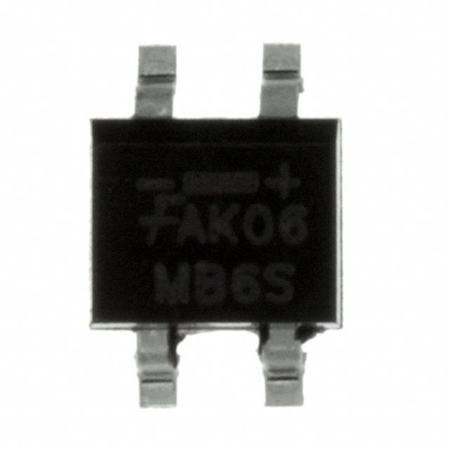 Image of MB6S by ON Semiconductor