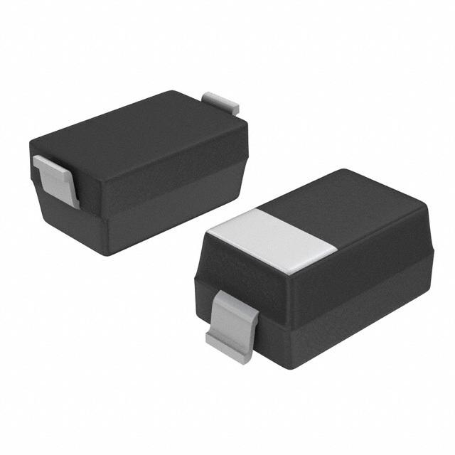 Semiconductors Discrete Components Diodes Power Diodes MBR0520LT1G by ON Semiconductor