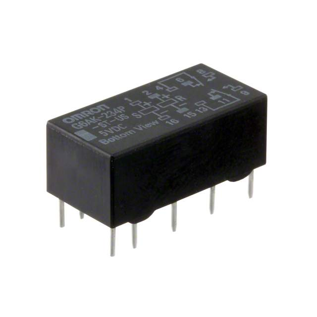 Image of G6AK-274P-ST-US-DC24 by Omron Electronics Inc-EMC Div