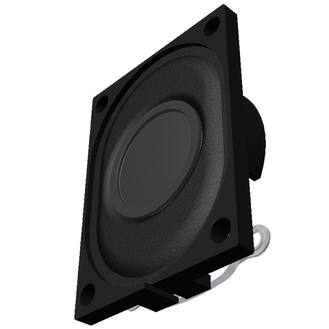 AS02708CO-R by PUI Audio, Inc.