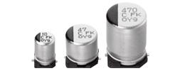 Passive Components Capacitors Aluminium Electrolytic Capacitors EEEFK1C471AV by Panasonic
