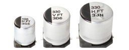 Passive Components Capacitors Aluminium Electrolytic Capacitors EEEFT1C102AP by Panasonic