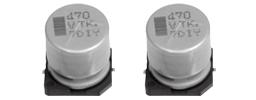 Passive Components Capacitors Aluminium Electrolytic Capacitors EEETK1E102AM by Panasonic