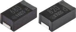 Passive Components Capacitors Aluminium Electrolytic Capacitors EEFGY0D821R by Panasonic