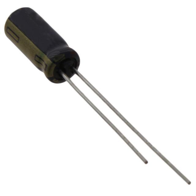 Passive Components Capacitors Aluminium Electrolytic Capacitors EEUFC1J470 by Panasonic