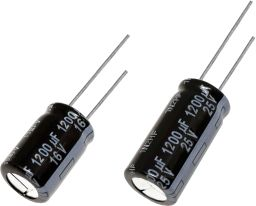 Passive Components Capacitors Aluminium Electrolytic Capacitors EEUFS2A331L by Panasonic
