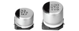 Passive Components Capacitors Aluminium Electrolytic Capacitors EEVTG1H221Q by Panasonic
