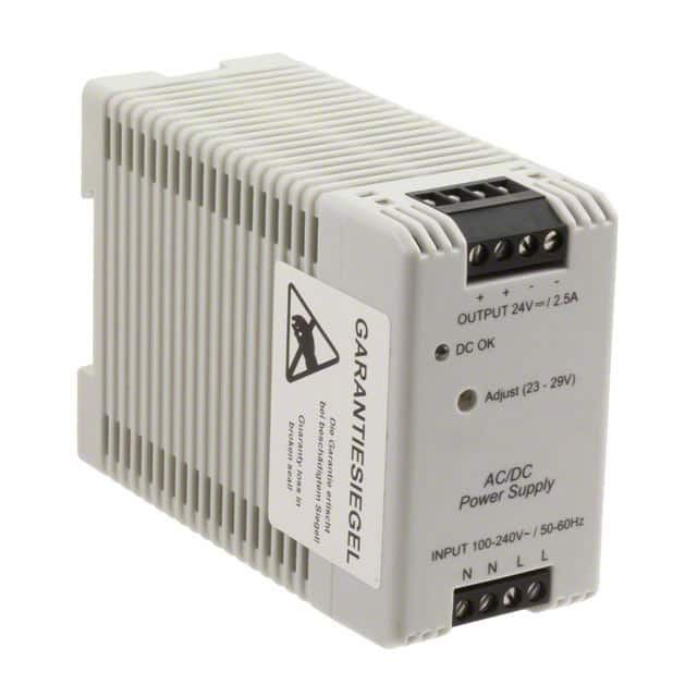 Semiconductors Analog to Digital, Digital to Analog  Converters FP-PS24-060E by Panasonic Industrial Automation Sales