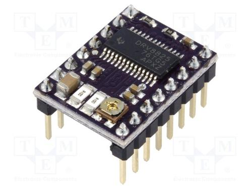 Image of DRV8825 STEPPER MOTOR DRIVER CARRIER by Pololu