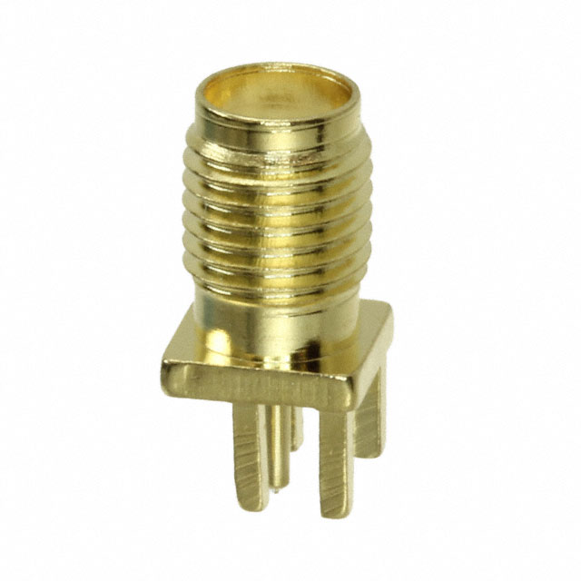 Connectors RF CON-SMA-EDGE-S by RF Solutions