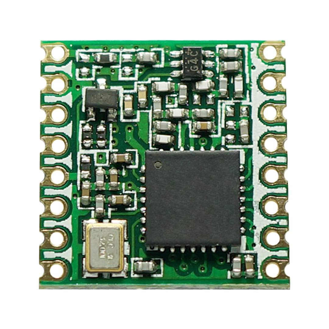 Semiconductors RF Modules Receivers RFM95W-915S2 by RF Solutions