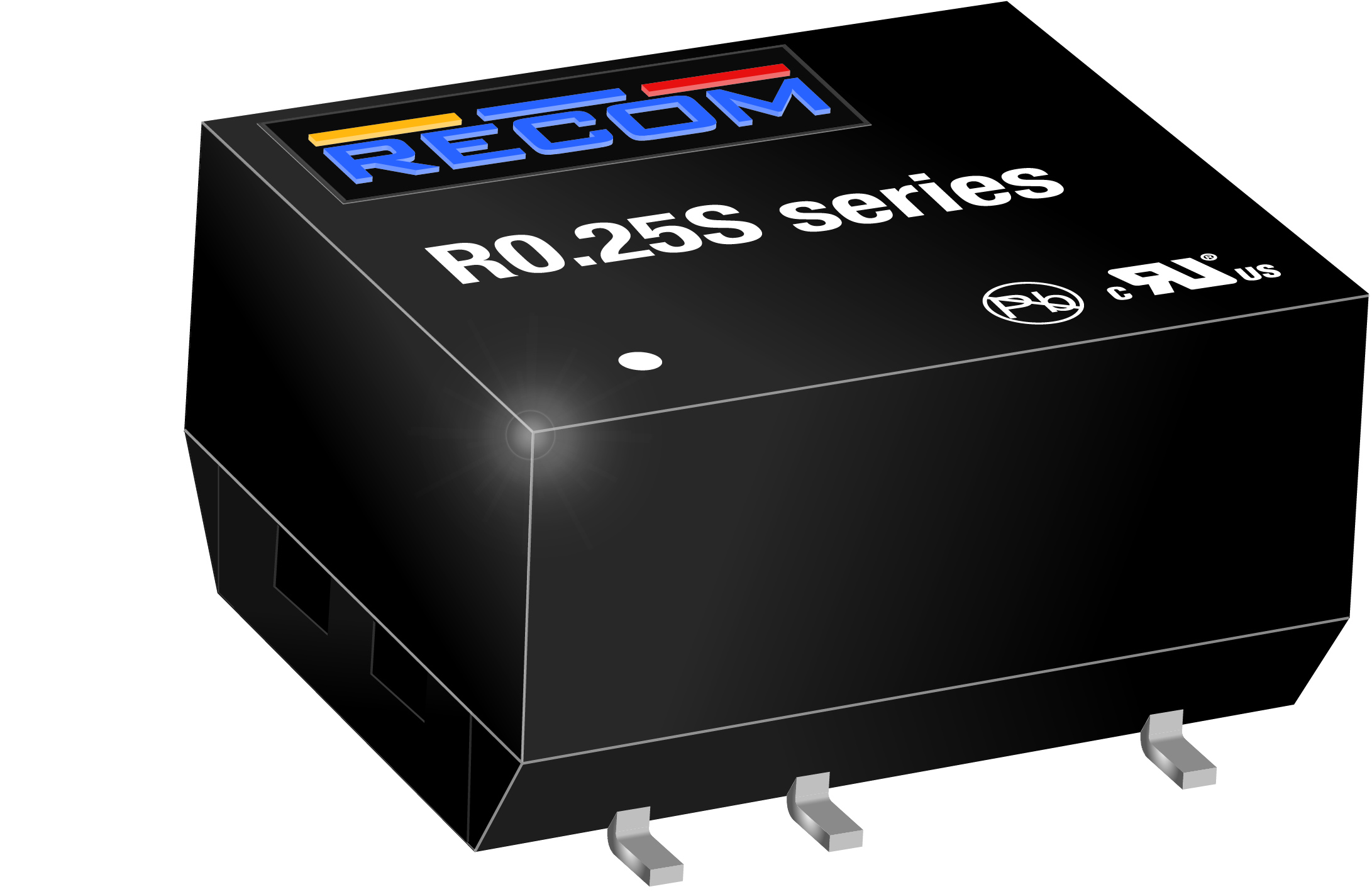 Semiconductors Power Management DC - DC Converters R0.25S-0505/HP by Recom Power