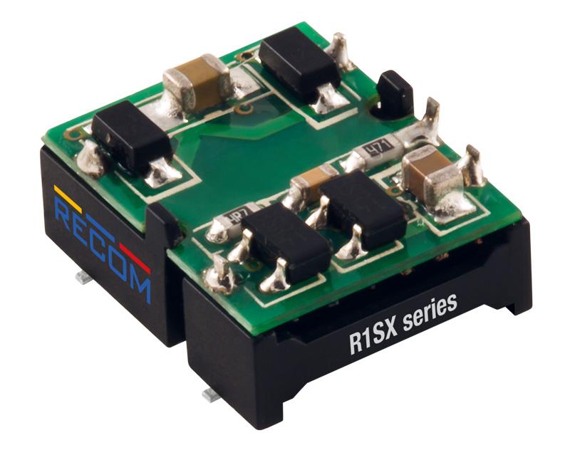 Semiconductors Power Management DC - DC Converters R1SX-3.33.3-R by Recom Power