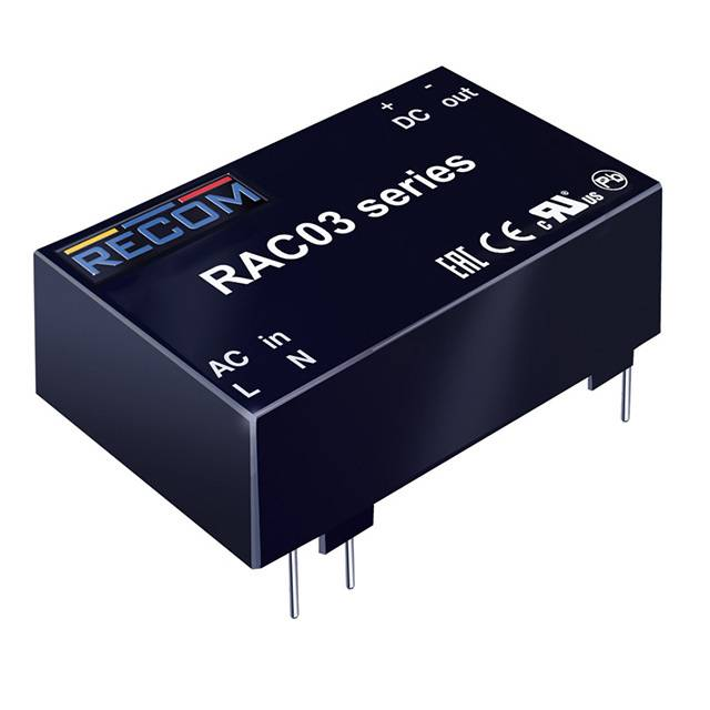 Image of RAC03-05SC by Recom Power