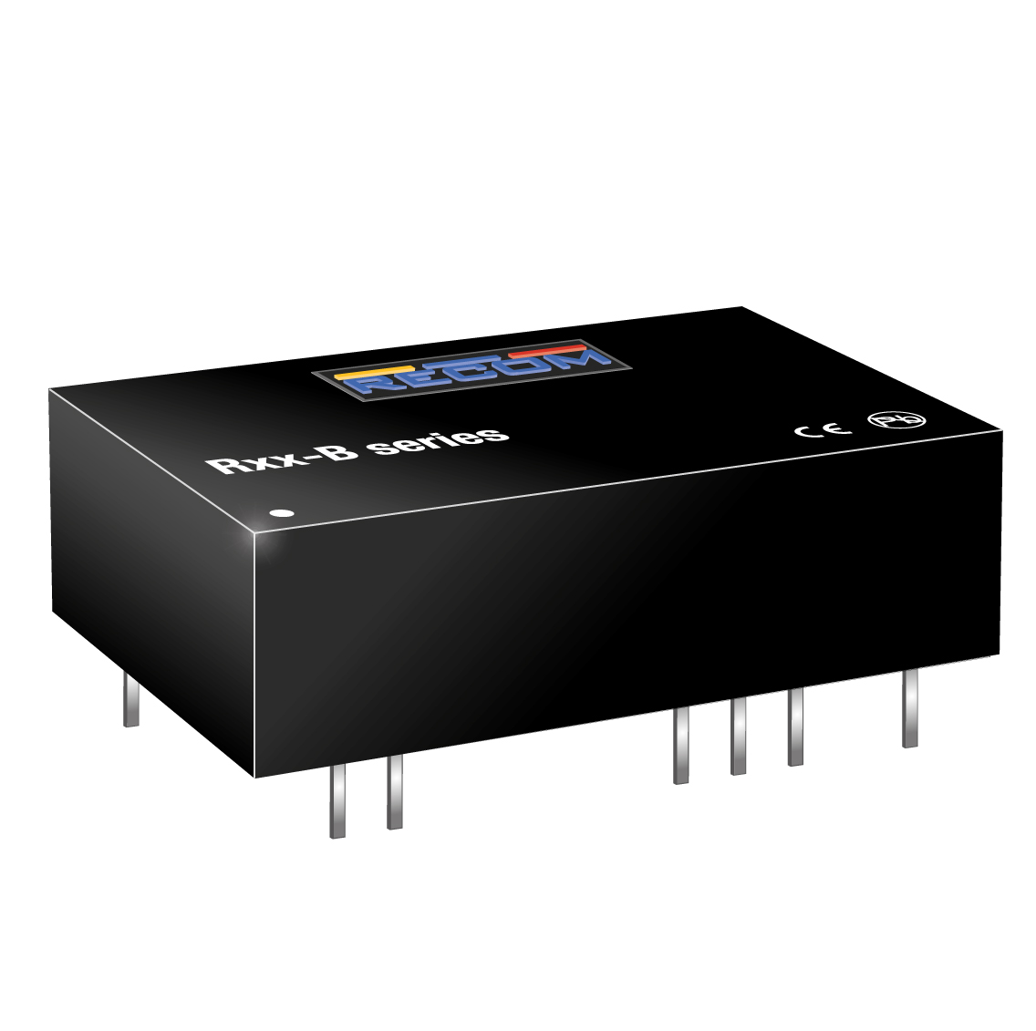 Semiconductors Power Management DC - DC Converters R12-100B by Recom Power