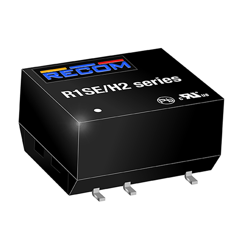 Power Products Voltage Converters, Inverters, Transformers DC-DC Converters R1SE-3.305/H2-R by Recom Power